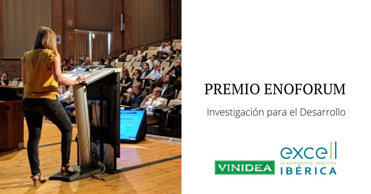 Premio Enoforum 2020 Investigación para el Desarrollo